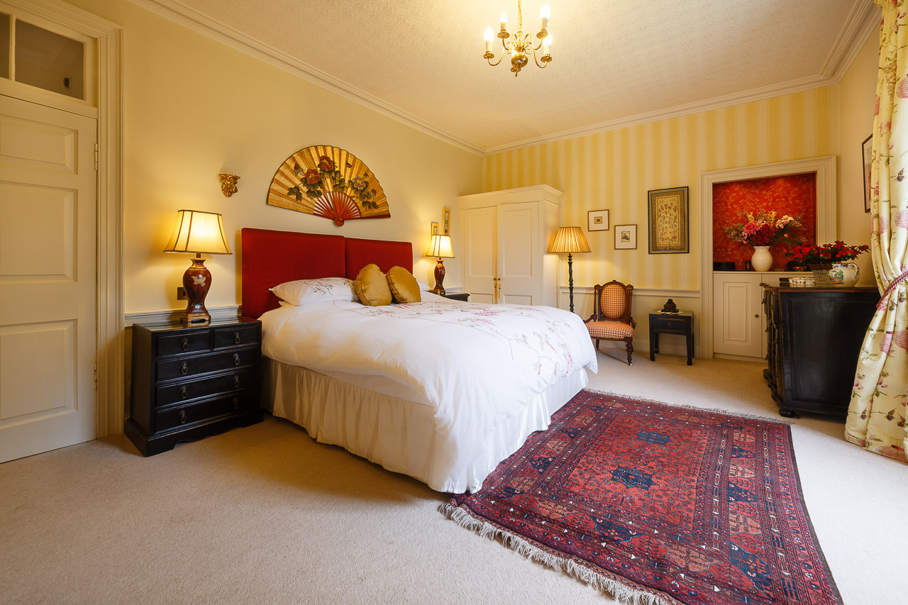 Gallery photos of letham house luxury accommodation for Japanese garden room
